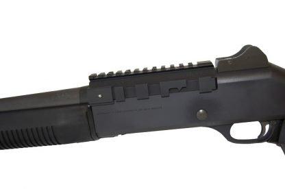 benelli m4 shotgun receiver rail